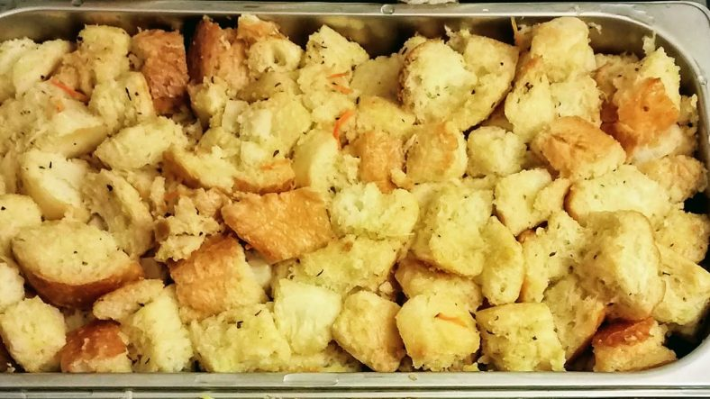 Grandmama's Stuffing | Dimpled Kitchen